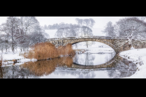 Dallam Bridge by Adrian Almond