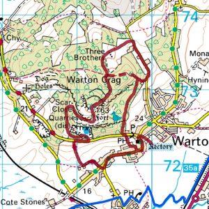 warton-routee
