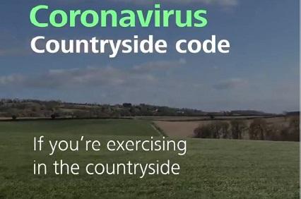 Coronavirus Countryside code